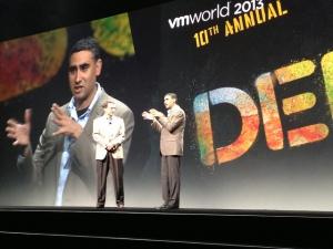 VMworld 2013 Keynote
